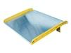 ALUMINUM DOCKBOARDS WITH STEEL CURBS