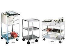 STAINLESS STEEL EQUIPMENT STANDS